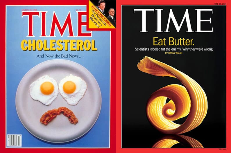 time Magazine fat